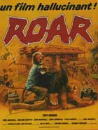 Roar - 11 x 17 Movie Poster - French Style A