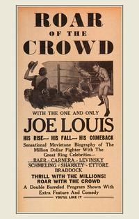 Roar of the Crowd - 27 x 40 Movie Poster - Style A