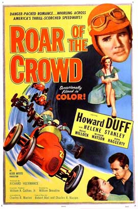 Roar of the Crowd - 11 x 17 Movie Poster - Style C