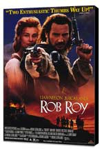 Rob Roy - 27 x 40 Movie Poster - Style B - Museum Wrapped Canvas