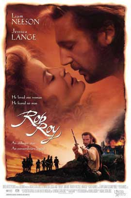 Rob Roy - 11 x 17 Movie Poster - Style A