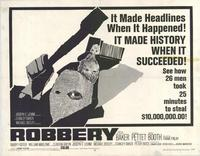 Robbery - 22 x 28 Movie Poster - Half Sheet Style A