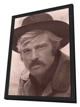 Robert Redford - 11 x 17 Movie Poster - Style A - in Deluxe Wood Frame