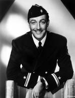 Robert Taylor - Robert Taylor in Navy Uniform