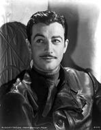 Robert Taylor - Robert Taylor in Classic Portrait