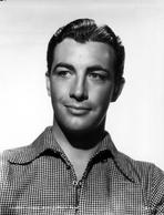 Robert Taylor - Robert Taylor Posed in Checkered Shirt