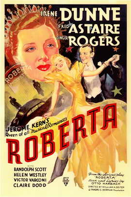 Roberta - 11 x 17 Movie Poster - Style A