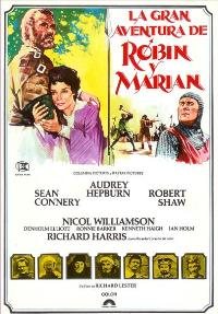 Robin and Marian - 27 x 40 Movie Poster - Spanish Style A
