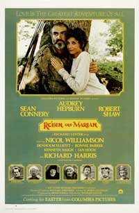 Robin and Marian - 27 x 40 Movie Poster - Style B