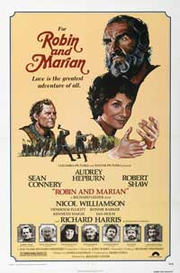 Robin and Marian - 11 x 17 Movie Poster - Style E