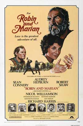 Robin and Marian - 27 x 40 Movie Poster - Style C