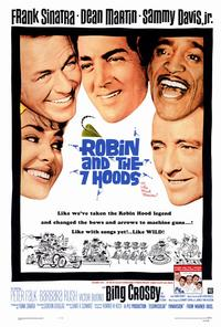 Robin and the 7 Hoods - 27 x 40 Movie Poster - Style A
