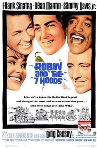 Robin and the 7 Hoods - 43 x 62 Movie Poster - Bus Shelter Style A