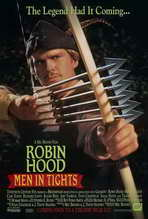 Robin Hood: Men in Tights - 27 x 40 Movie Poster - Style B