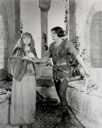 Robin Hood - 8 x 10 B&W Photo #1