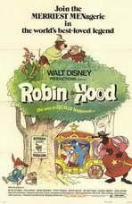Robin Hood - 11 x 17 Movie Poster - Style A