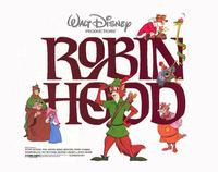 Robin Hood - 11 x 14 Movie Poster - Style B