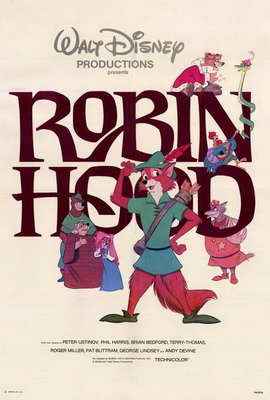 Robin Hood - 27 x 40 Movie Poster