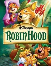 Robin Hood - 27 x 40 Movie Poster - Style B