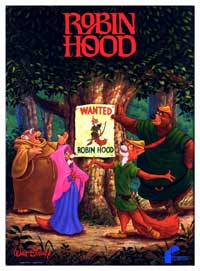 Robin Hood - 27 x 40 Movie Poster - Style C