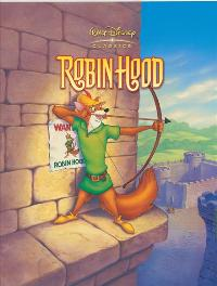 Robin Hood - 27 x 40 Movie Poster - Style D
