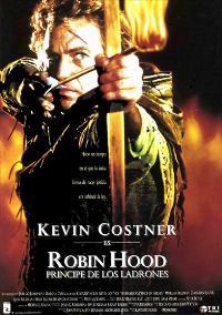 Robin Hood - 11 x 17 Movie Poster - Spanish Style B