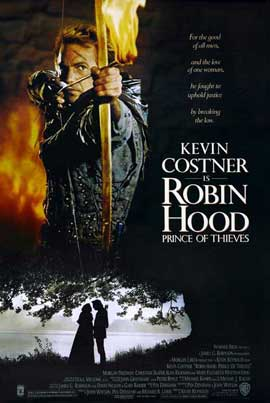 Robin Hood - 11 x 17 Movie Poster - Style C