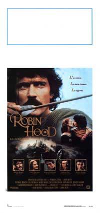 Robin Hood - 13 x 28 Movie Poster - Italian Style A