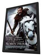Robin Hood - 11 x 17 Movie Poster - Style B - in Deluxe Wood Frame
