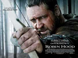 Robin Hood - 11 x 17 Movie Poster - UK Style A