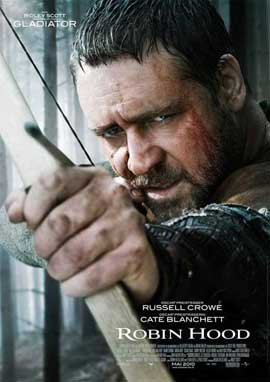 Robin Hood - 11 x 17 Movie Poster - German Style A