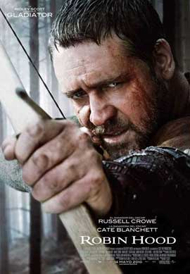 Robin Hood - 11 x 17 Movie Poster - Spanish Style A