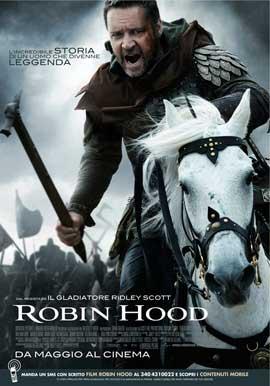 Robin Hood - 27 x 40 Movie Poster - Italian Style A