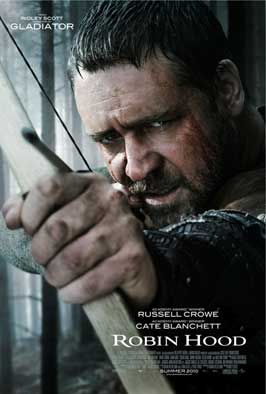 Robin Hood - 11 x 17 Movie Poster - Style B - Double Sided