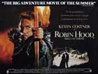 Robin Hood: Prince of Thieves - 11 x 17 Movie Poster - UK Style A