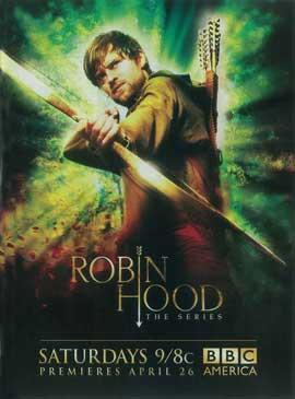 Robin Hood (TV) - 11 x 17 TV Poster - Style B