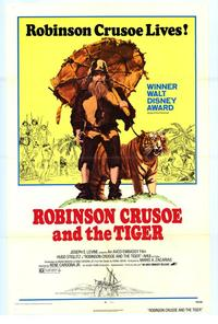Robinson Crusoe - 27 x 40 Movie Poster - Style A