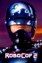 RoboCop 2 - 11 x 17 Movie Poster - Style F