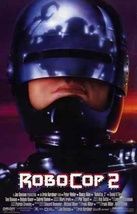 RoboCop 2 - 11 x 17 Movie Poster - Style B