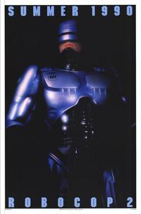 RoboCop 2 - 11 x 17 Movie Poster - Style C