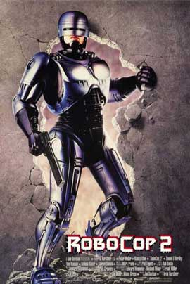 RoboCop 2 - 11 x 17 Movie Poster - Style A