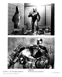 RoboCop 2 - 8 x 10 B&W Photo #5
