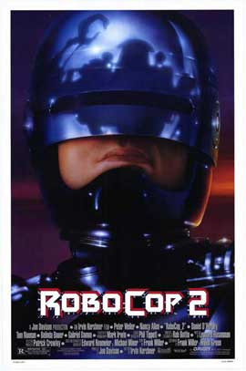 RoboCop 2 - 27 x 40 Movie Poster - Style A