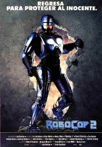 RoboCop 2 - 27 x 40 Movie Poster - Spanish Style A