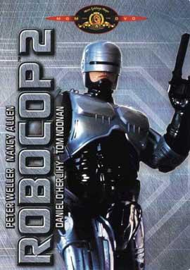 RoboCop 2 - 11 x 17 Movie Poster - Style E