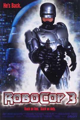 RoboCop 3 - 11 x 17 Movie Poster - Style B