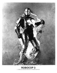 RoboCop 3 - 8 x 10 B&W Photo #1