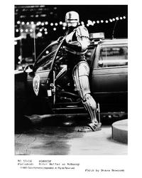 RoboCop - 8 x 10 B&W Photo #1