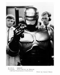 RoboCop - 8 x 10 B&W Photo #2