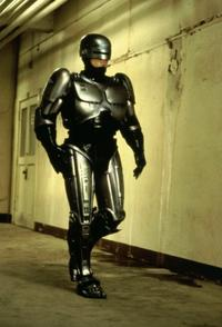 RoboCop - 8 x 10 Color Photo #1
